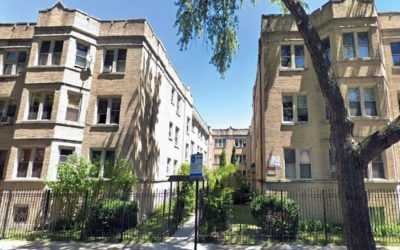 Triton sells 25-unit courtyard apartment building in Albany Park